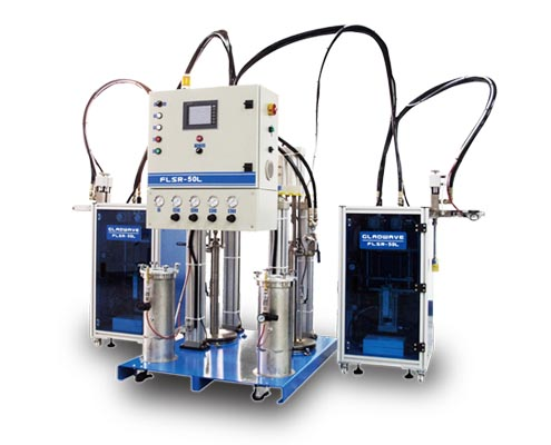 欣橋科技有限公司 Lsr Meter Mixing Machine