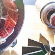 Dispensing application in motor